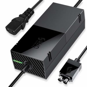 Sliq Gaming Official Xbox One Power Supply with Power Cable