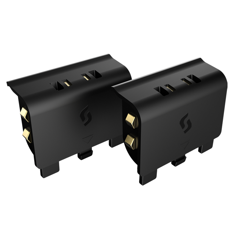 Sliq Gaming Xbox One Dual Battery Pack - Black