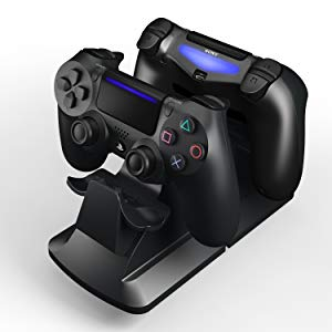 ps4 controller charger station quality