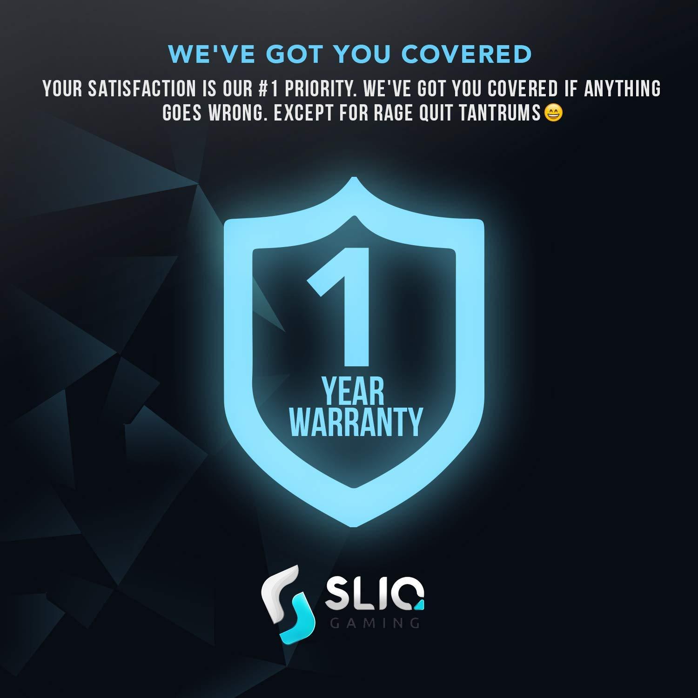 sliq gear warranty