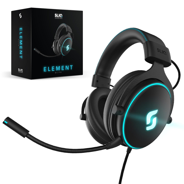 Sliq Gaming Element Elite Headset