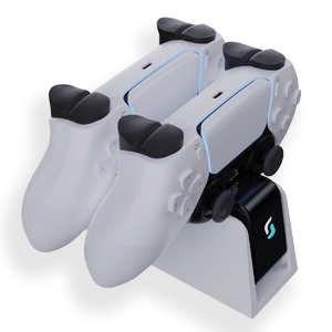 ps5 controller charger station quality